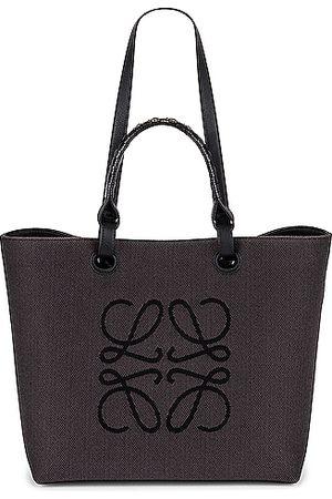 Loewe Anagram Tote Bag in