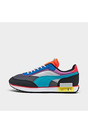 PUMA Men Casual Shoes - Men's Future Rider Play On Casual Shoes Size 7.5 Leather/Suede