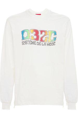 032c Systéme Print Cotton T-shirt