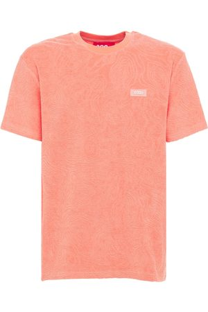 032c Topos Shaved Cotton Terry T-shirt