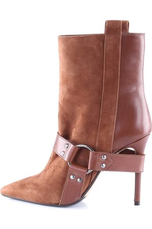 The Seller Boots Women Leather