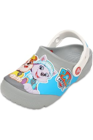 Crocs Girls Sandals - Paw Patrol Print Rubber