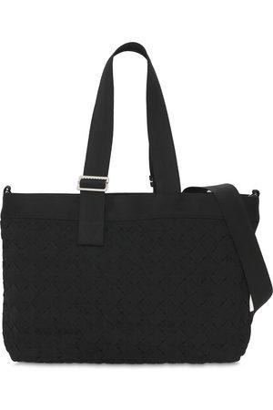 Bottega Veneta Men Bags - Tech Webbing Intreccio Tote