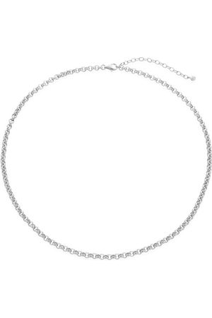 Monica Vinader Necklaces - Sterling Silver Vintage Choker Necklace 15-17""