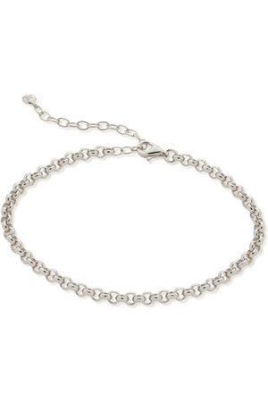 Monica Vinader Bracelets - Sterling Silver Vintage Chain Bracelet