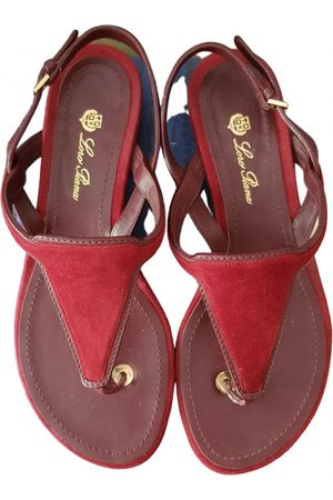 Loro Piana \N Leather Sandals for Women