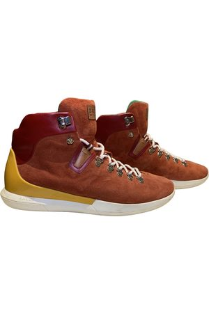 Bally \N Suede Boots for Men