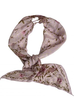 Oscar de la Renta VINTAGE \N Silk Scarf for Women