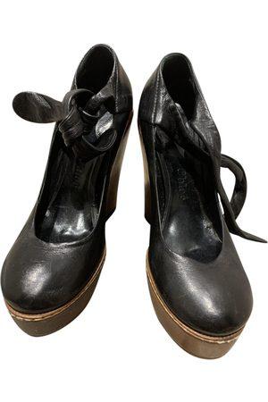 Miu Miu Women Mules - \N Leather Mules & Clogs for Women
