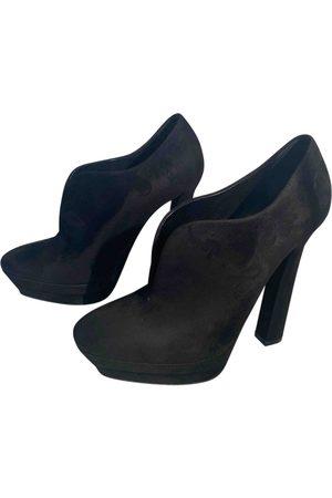 Bottega Veneta Women Ankle Boots - \N Suede Ankle boots for Women