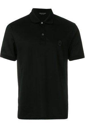 Alexander McQueen Classic Piqué polo shirt