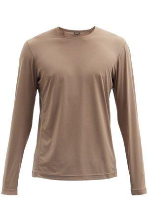 Reigning Champ Men Long Sleeve - Deltapeak™ 90 Jersey Long-sleeved T-shirt - Mens