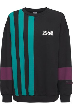 adidas Women Sweatshirts - Cotton Sweatshirt