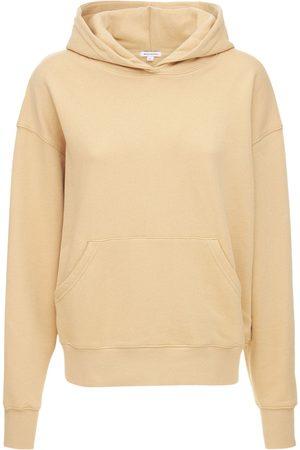 WeWoreWhat Oversized Cotton Sweatshirt Hoodie