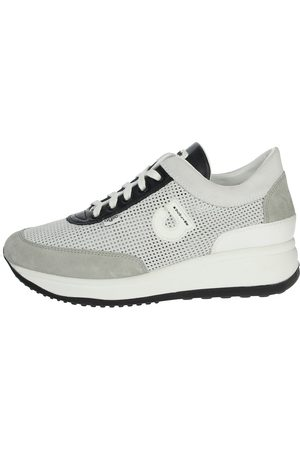 AGILE BY RUCOLINE Sneakers Women Pelle/camoscio