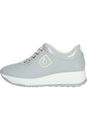 AGILE BY RUCOLINE Sneakers Women Grey Pelle