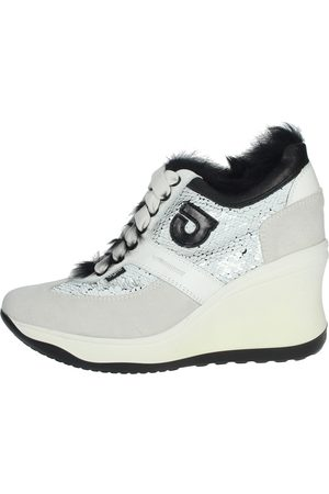 AGILE BY RUCOLINE Sneakers Women Ice Camoscio