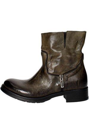 Corvari Boots Women Grey Pelle