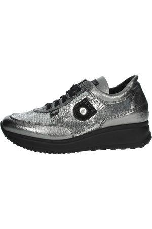 AGILE BY RUCOLINE Sneakers Women Steel Pelle Sintetico