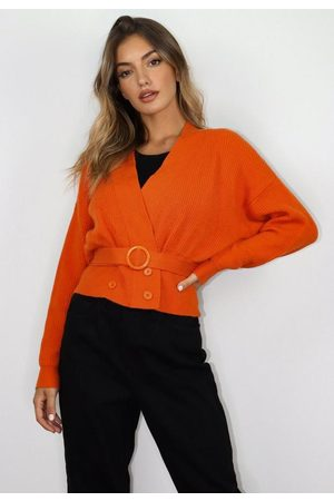 Missguided Double Breasted Cardigan