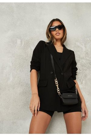 Missguided Tailored Long Blazer