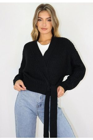 Missguided Belted Knit Cardigan