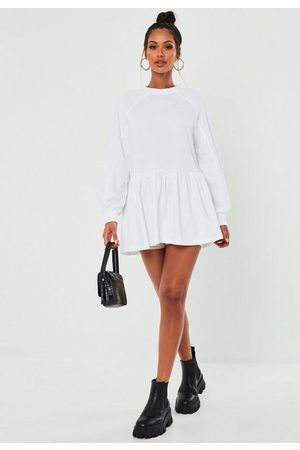 Missguided Tall Extreme Oversized Smock Sweater Dress