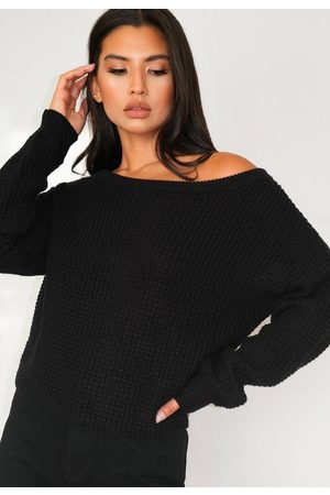 Missguided Off The Shoulder Sweater