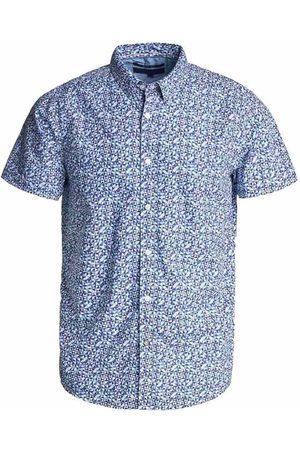 Salsa Men Shirts - Slim Fit All Over Print XL