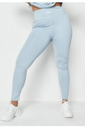 Missguided Women Sports Leggings - Plus Size Msgd Gym Leggings