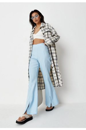 Missguided Split Front Flared Pants