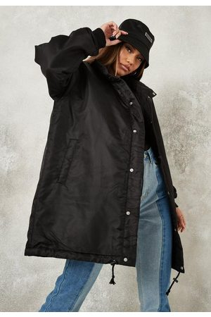 Missguided Tall Oversized Coach Jacket