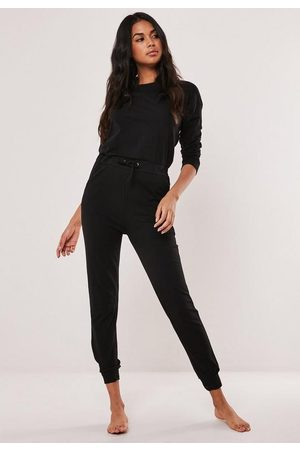 Missguided Casual Slouch Loungewear Romper