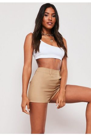 Missguided Co Ord Tailored Shorts