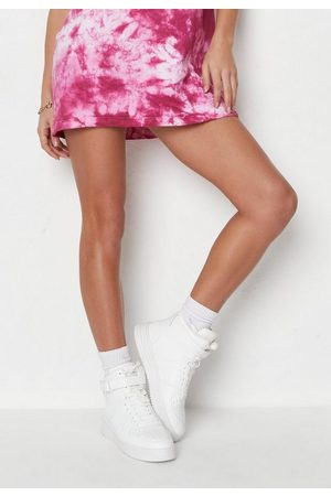 Missguided High Top Sneakers