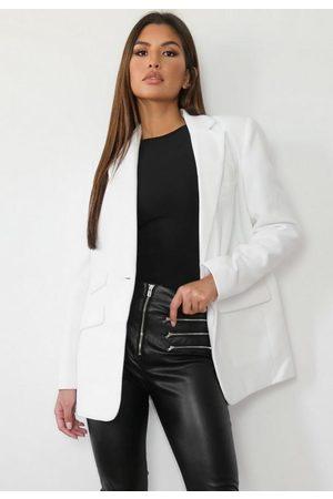 Missguided Boyfriend Blazer Coat
