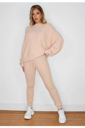 Missguided Co Ord Knit Leggings