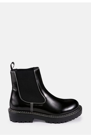 Missguided Women Chelsea Boots - Sole Stitch Chelsea Boots