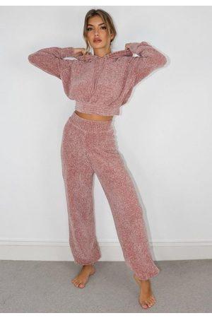 Missguided Women Sweatpants - Chenille Joggers