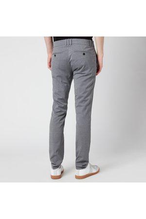 Balmain Men's Slim Wool Trousers