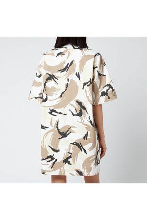 Kenzo Women's Printed Shirting Dress