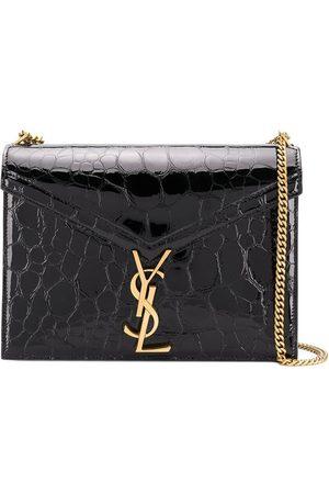 Saint Laurent Cassandra satchel bag