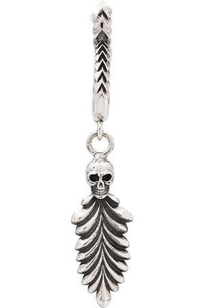 EMANUELE BICOCCHI Studs - Feather stud earring - Metallic