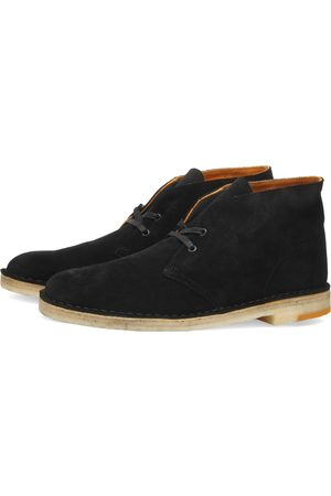 Clarks Men Lace-up Boots - Desert Boot