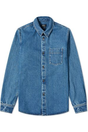 A.P.C. Victor Denim Overshirt