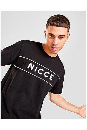 Nicce London Men's Geti T-Shirt in / Size Medium 100% Cotton