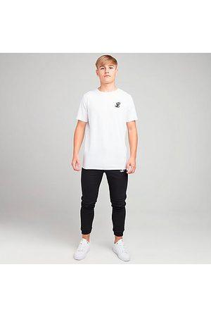 SikSilk Boys' Illusive London Core Jogger Pants in /