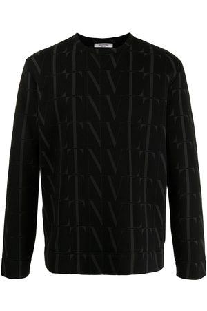 VALENTINO Men Sweatshirts - VLTN modal sweatshirt