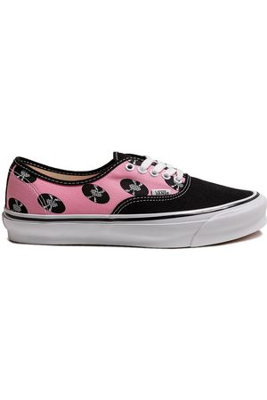 Vans X Wacko Maria pink OG Authentic LX sneakers