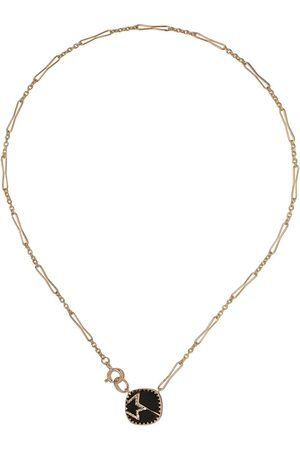 Pascale Monvoisin 9kt yellow diamond Varda Nº2 necklace